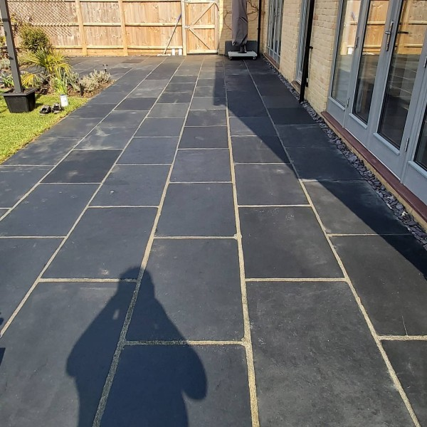 Black Limestone After