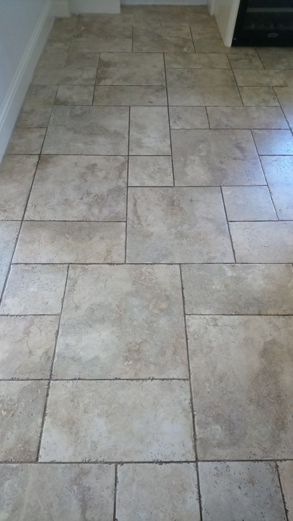 Ceramic Tile Before