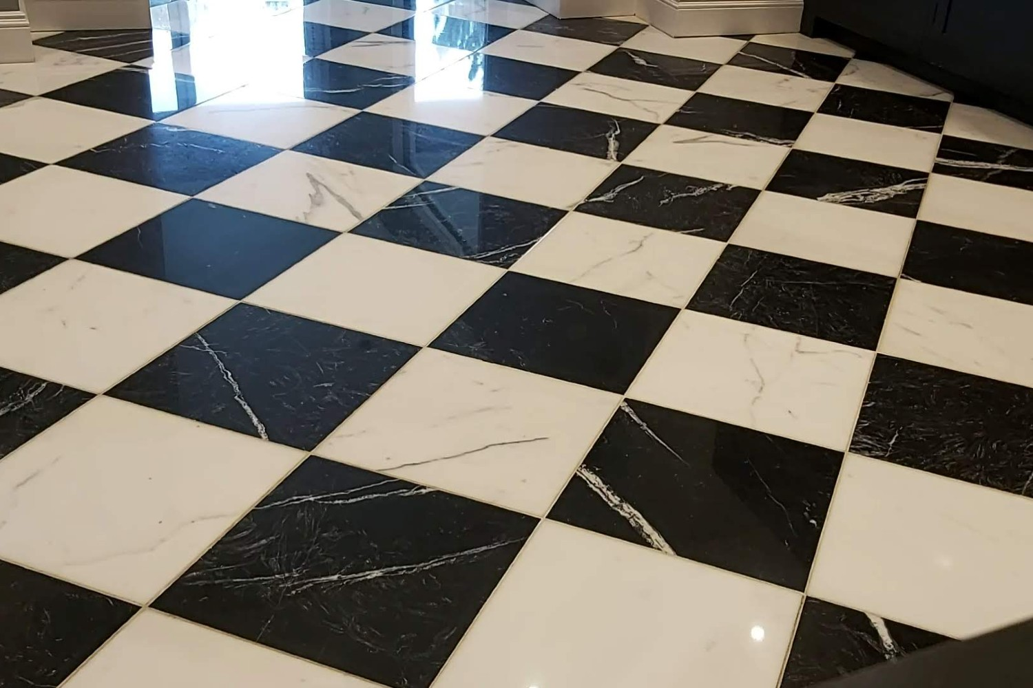 Floor Cleaning Example