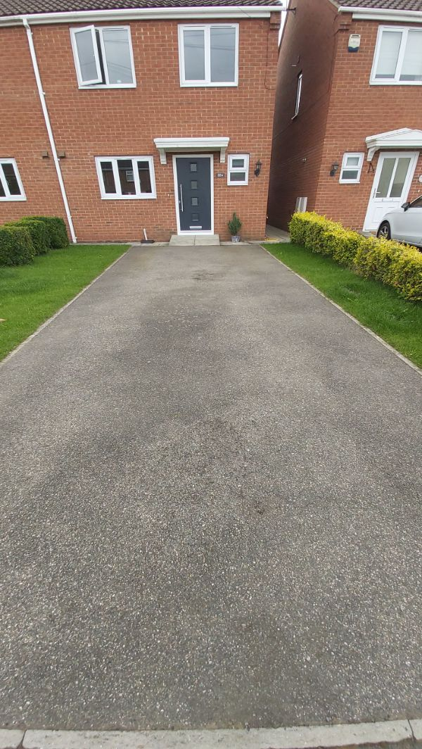 Tarmac Before