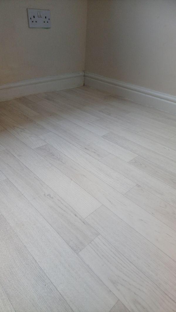 Vinyl Floor After